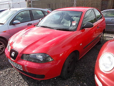 Seat Ibiza 2002 model  BREAKING FOR SPARES PARTS