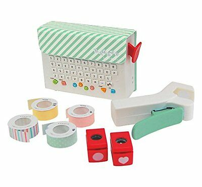 MP365A Jim King schedule seal printer Hiyori Starter Set MP365A