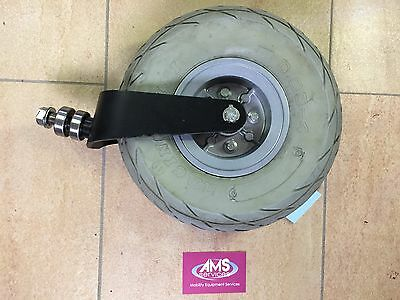 Quickie F75 Power Chair, Electric Wheelchair Complete Rear Wheel Size 3.00-4