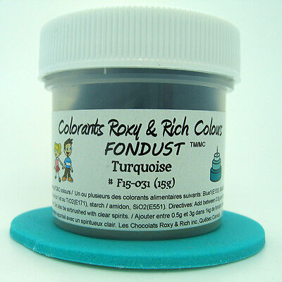 Chocolats Roxy & Rich Powder Colour - Turquoise -  4 g