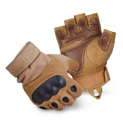 Tactical Paintball fingerless gloves mit Ankle protection und Ventilation system