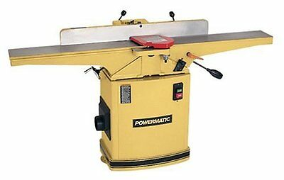 Powermatic 54A Deluxe 6-Inch Jointer with Quick-Set Knives