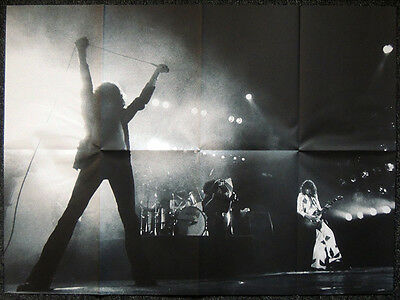 Led Zeppelin Poster . 81 X 59 Cm . Jimmy Page & Robert Plant