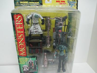 McFarlane Monsters Frankenstein Series One / Serie 1
