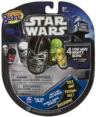 Star Wars: Mighty Beanz Mighty 4 Beanz Pack