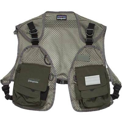 New Patagonia Minimalist Mesh Fly Fishing Vest $160 M/L & XL/XXL