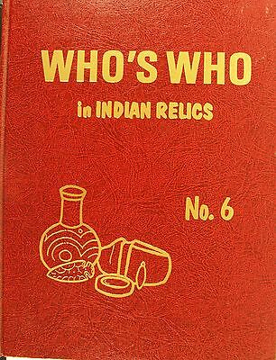Who's Who In Indian Relics #6