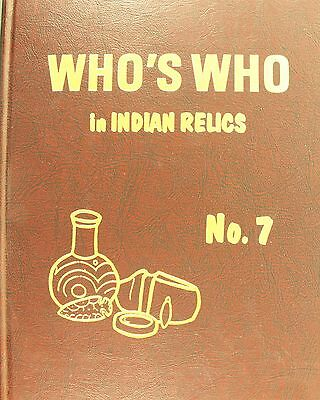 Who's Who In Indian Relics #7