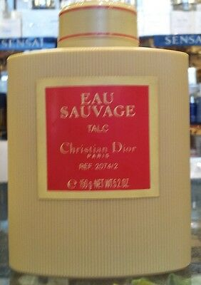 Eau Sauvage Christian Dior for men TALC  150ml