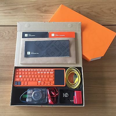 Kano Computer Kit Make A Computer/Learn To Code Raspberry Pi Element 14 Model B
