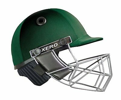 Hunts County Xero Cricket Helmet Complies with BS7928:2013 and Removable Neck Pr