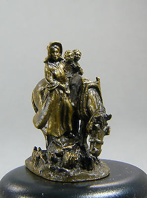 Olszewski, Goebel Miniatur Eyes on Horizon, Bronze