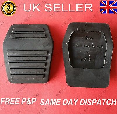 Ford Transit Connect Focus Mondeo Brake / Clutch Pedal Pad Rubbers / M7004