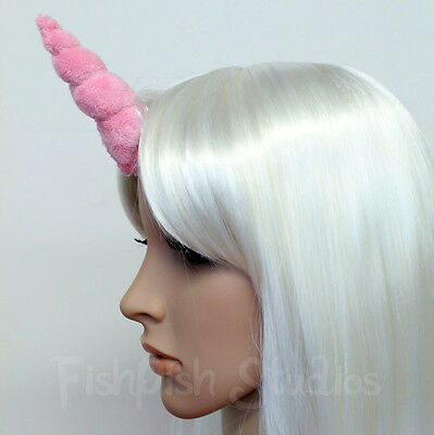 Small Costume Unicorn Horn - Can be used for My Little Pony & Alicorn cosplay