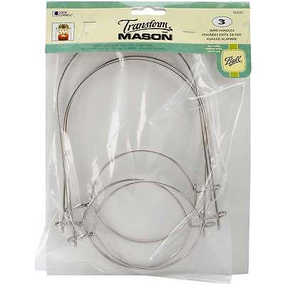 Mason Ball Jar Wire Handles (HandleEase) 089241218559