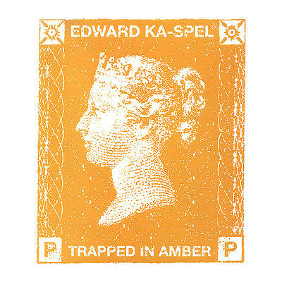 EDWARD KA-SPEL (The Legendary Pink Dots) - Trapped In Amber LP ltd.300