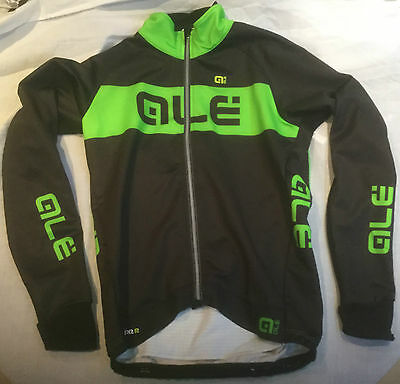 Ale PRR Ponente winter cycling jacket M NEW RRP £178