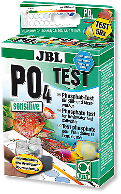 JBL  Phosphate Test PO4 ,Phosphate Test sensitive
