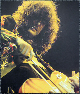 Led Zeppelin Poster Page Jimmy Page . P35