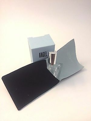 Thierry Mugler Angel Refillable PURSE SIZE 10 ML  Spray Bottle~Free Pouch travel