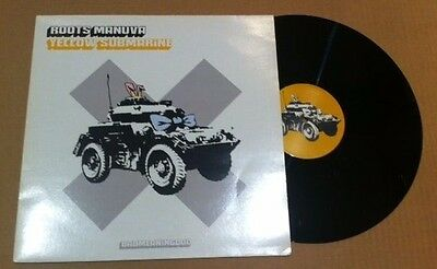 Roots Manuva - Yellow Submarine - Banksy Artwork - Vinyl Record
