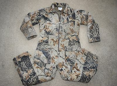 TROPHY CLUB Sniper Camo Mens insulated Hunting coveralls M