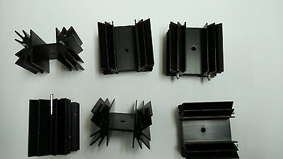 AAVID THERMALLOY  6298BG  Heat Sink TO-220/218, TO-218, TO-220