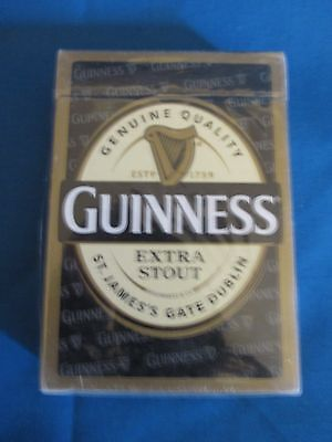 Guinness Extra Stout Playing Cards
