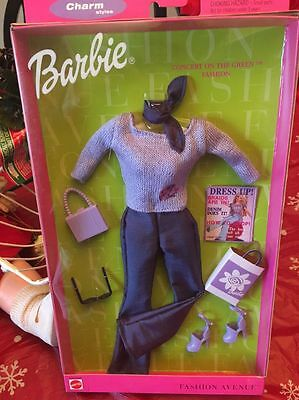 Barbie Doll Fashion Avenue Concert On The Green Nrfb From 2000