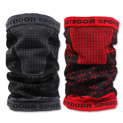 Multi Neck Warmer Sports Gaiter Mask Scarf Ski Snowboard Cycle Outdoor Headwear