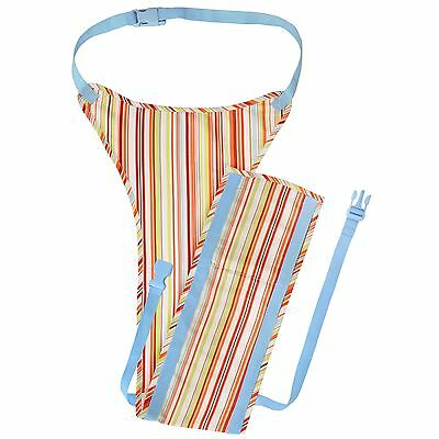 The Gro Company Chair Harness For DIning Chairs Retro Jazz Stripe - 8-30 Months