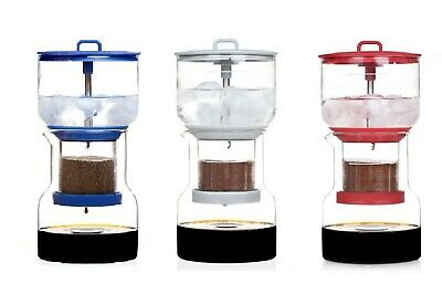 NEW COLD BRUER SLOW DRIP COFFEE MAKER System Brew Slow Drip Dripper Brewing