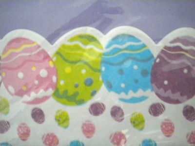 "8 Sheets ""EASTER/SPRING"" Luxury Tissue Paper ~ 20"" x 26"" ~ #1"