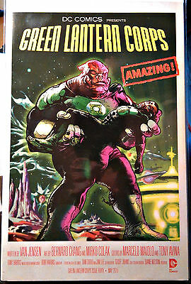 Green Lantern Corps #40 DC's 1st Print Near Mint SOLD OUT!