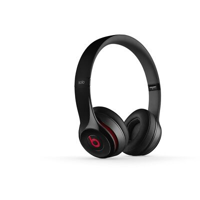 Beats by Dre. Dre Solo2 On-Ear Headphones - Black