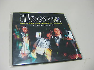 The Doors Cd Another Flashing Glimpse Live In Toronto
