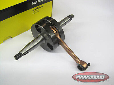 Top Racing Kurbelwelle Puch 3 / 4 Gang MS50 VS50 X50 TOP QUALITY Moped part