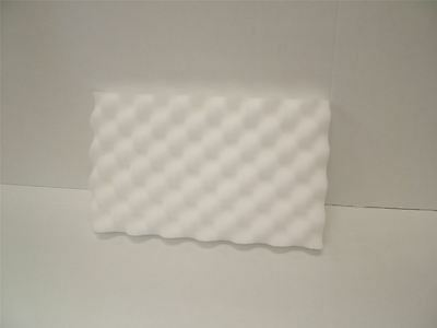 Foam Pad For Drying Sugarcraft Leaves And Flowers Approx 34cm x 21cm. UK Made