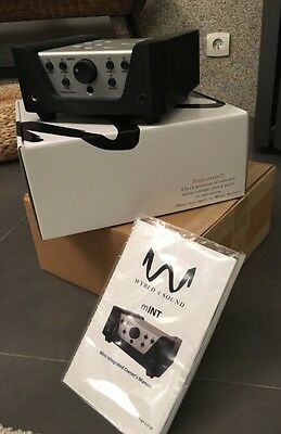 Mint Wyred4Sound Intergated Amplifier and DAC
