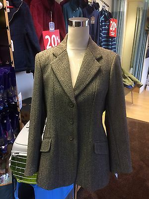shires huntingdon tweed jacket