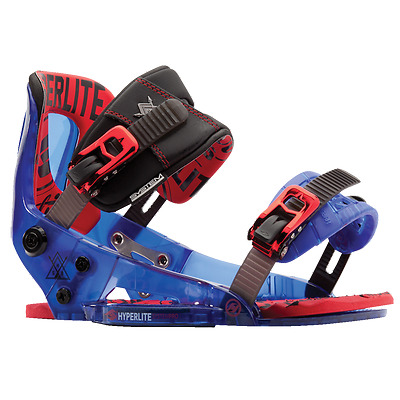 Hyperlite 2015 System Pro Wakeboard Chassis Bindings