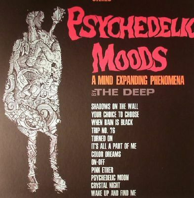 DEEP, The - Psychedelic Moods Of The Deep (Deluxe Edition) (remastered) - 3xLP