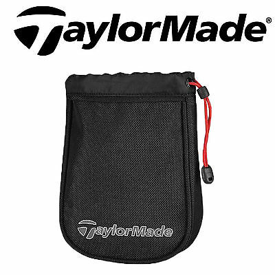 New 2017 Taylormade Golf Sport Valubles Pouch Accessory Bag