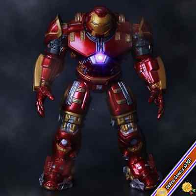 PVC Action Figure - AVENGERS - Age of Ultron Iron Man HULK BUSTER - Marvel!!!