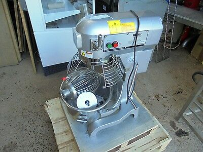Commercial Catering Buffalo GL191 Planetary Dough Mixer 20L K4348