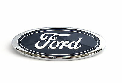 Genuine New FORD GRILLE BADGE Emblem For FORD S-MAX 2006-2010 Zetec GHIA 1141163