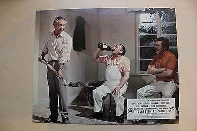 Bless This House - Sid James Uk Foh Lobby Card #5