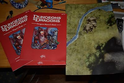 Dungeons & Dragons Starter 4th Edition D&D 4e Essentials WOTC roleplaying rpg