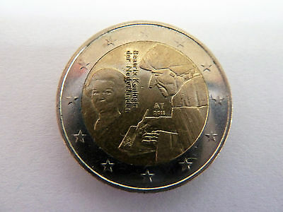 2 Euro Commemorative The Netherlands Holland 2011 - Erasmus
