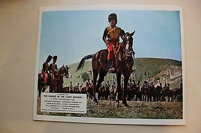 The Charge Of The Light Brigade - Uk Foh Lobby Card #5